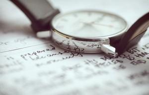 tijdschrijven
